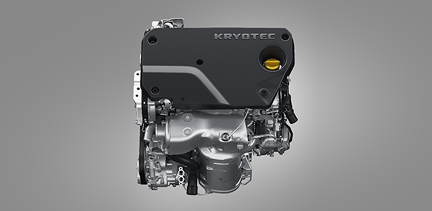 Tata Harrier Engine Diesel Unit